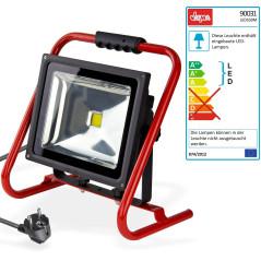 DEMA Prenosný LED stavebný reflektor 50 W
