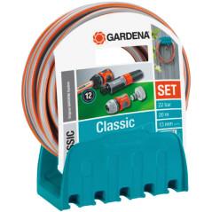 Gardena Nástenný držiak s hadicou 20 m 18005-50