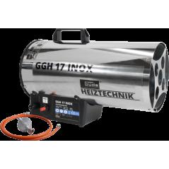 Güde Plynový ohrievač GGH 17 INOX