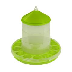 MenaVET Kŕmny automat pre hydinu plastový 2 kg, zelený