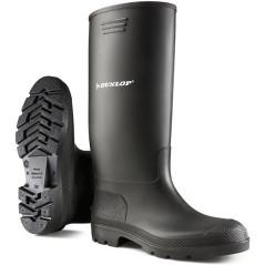 Dunlop Pracovné čižmy Pricemastor čierne, veľkosť 39