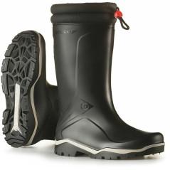 Dunlop Zateplené pracovné čižmy Blizzard čierne, veľkosť 39
