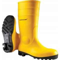 Dunlop Bezpečnostné čižmy Protomastor Full Safety S5 žlté, veľkosť 43