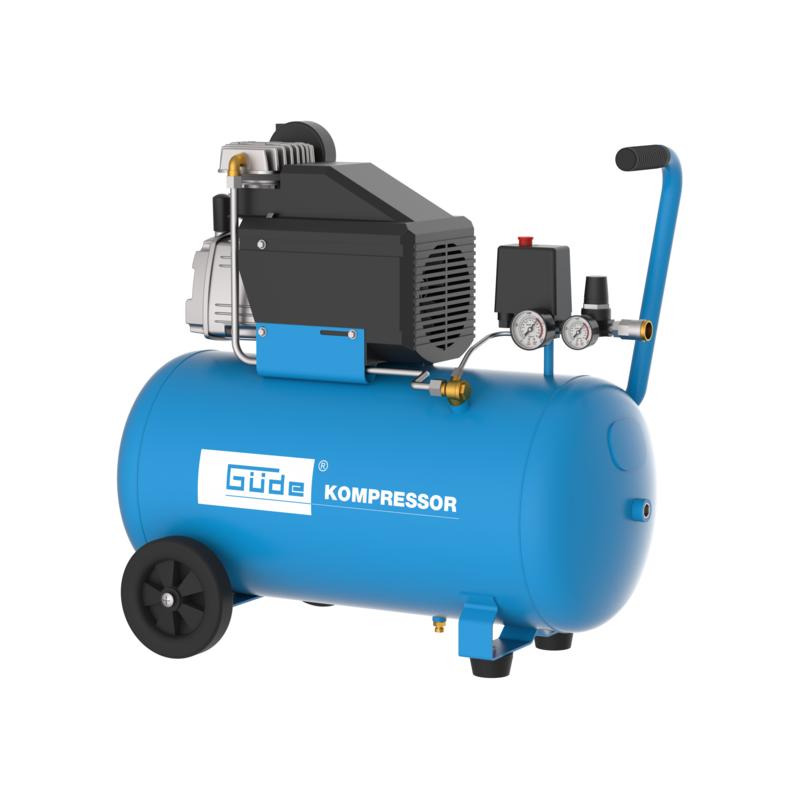 Güde Kompresor 1500 W 10 bar 50 litrov 260/10/50 50129