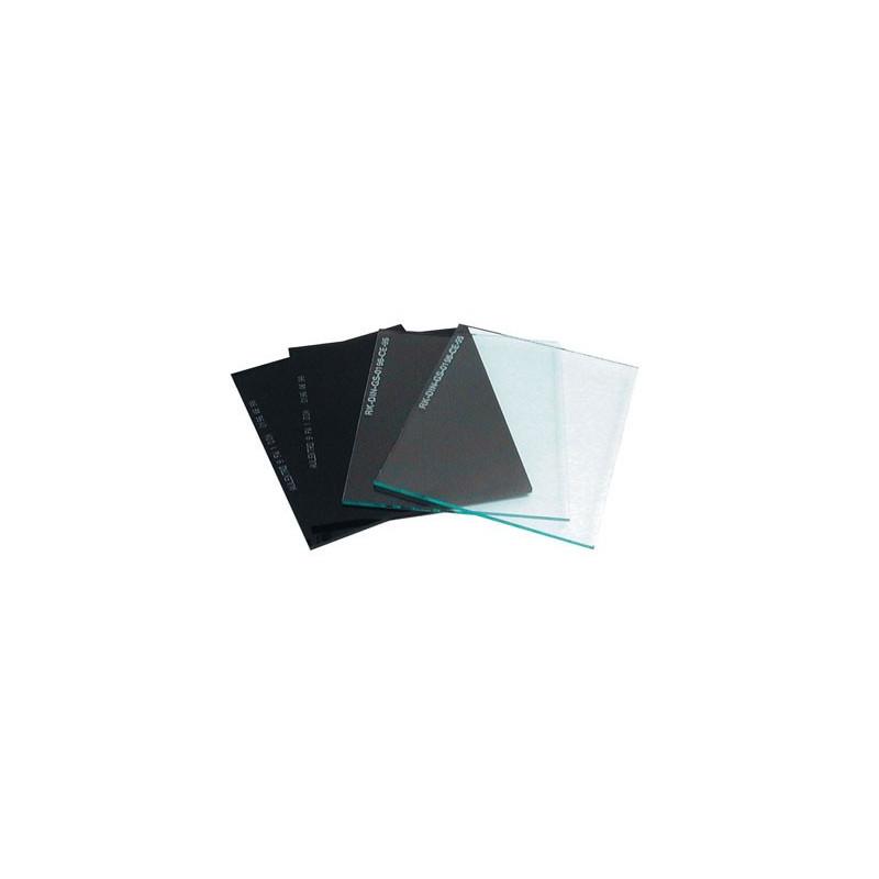 Güde Ochranné sklo 90x110 mm DIN 9 Güde