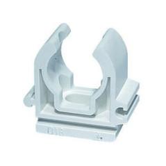 PVC svorka na rúry 16 jednoduchá