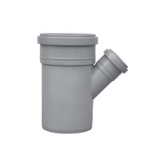 HT odpadová odbočka jednoduchá 40/40 87° HTEA