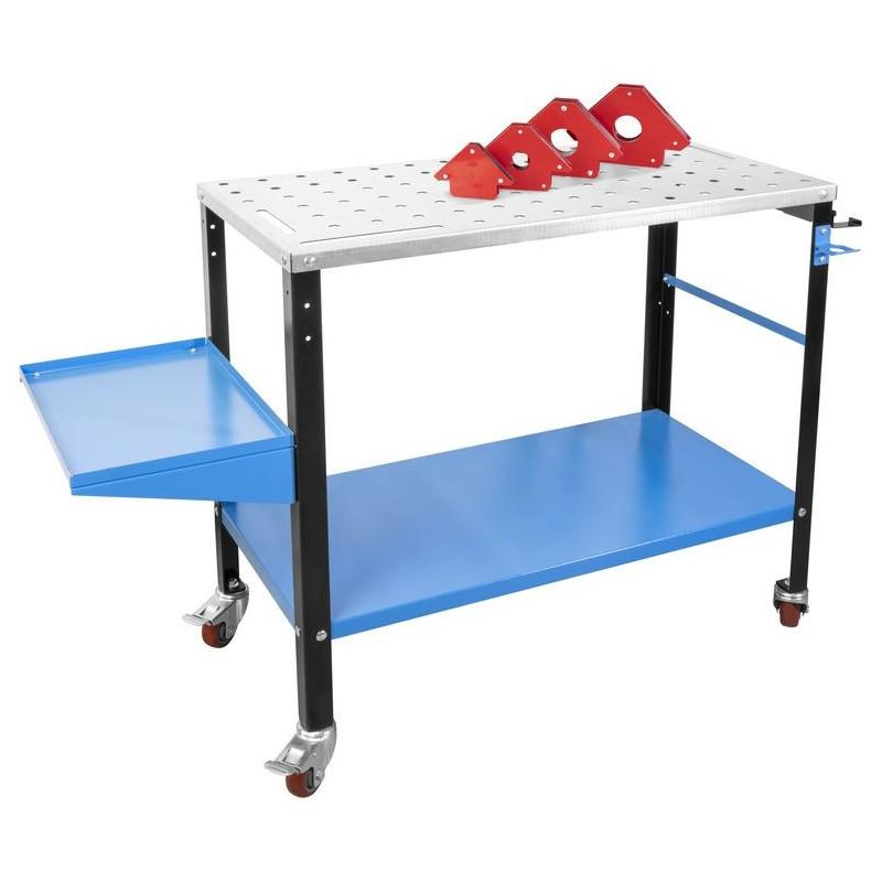 Güde Mobilný stôl na zváranie MST 915 plus