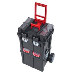 Patrol Rozkladací pojazdný kufrík na náradie HD Compact