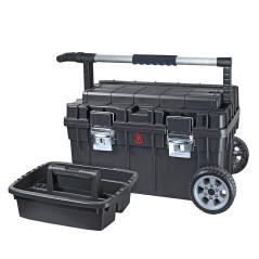 Pojazdný kufor na náradie HD Trophy 680x400x355 mm čierny