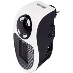 Vintec Mini elektrický ohrievač prenosný 500 W VT500N