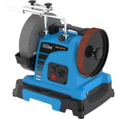 Stolová kombinovaná brúska GNS 250 VS s príslušenstvom