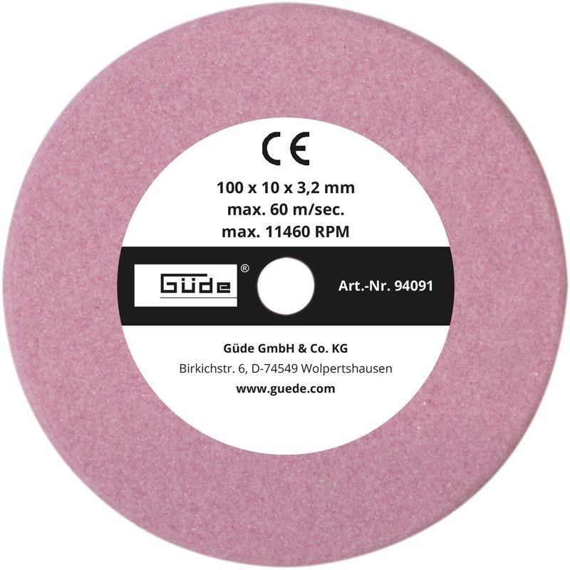 Güde Brúsny kotúč 100x10x3,2 mm