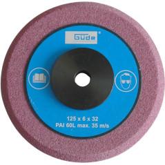 Güde Brúsny kotúč pre ostričku pílových kotúčov 125x6x32 mm