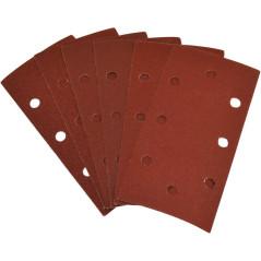 Güde Brúsny papier pre vibračnú brúsku 93x187 mm, 2x K60, 2x K80, 2x K100