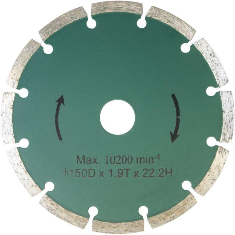 Güde Diamantový kotúč 150 mm ku drážkovaču MD 1700