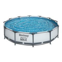 Bestway Bazén s filtráciou Steel Pro MAX 366x76 cm