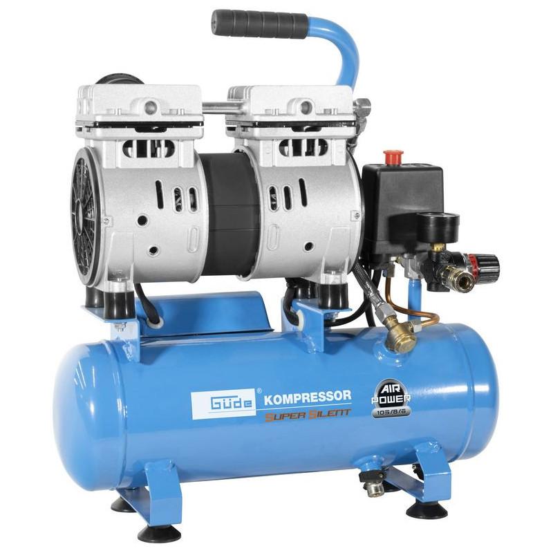 Güde Kompresor AirPower 105/8/6 SILENT 50133